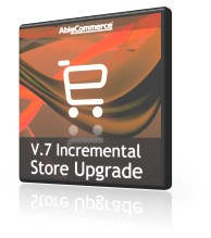 AbleCommerce 7 Incremental Store Upgrade