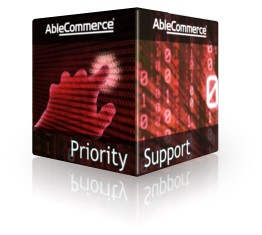 AbleCommerce Priority Support (60 minutes)