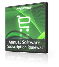 Annual Software Subscription Renewal